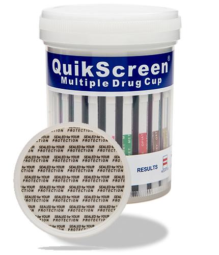 Methamphetamine Drug Test Cups